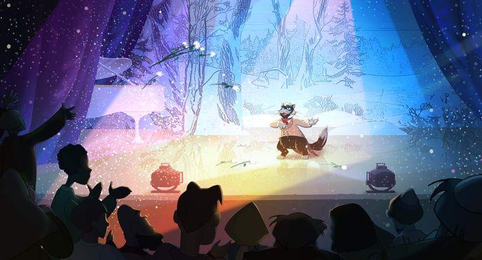 Иван Царевич и Серый волк 4